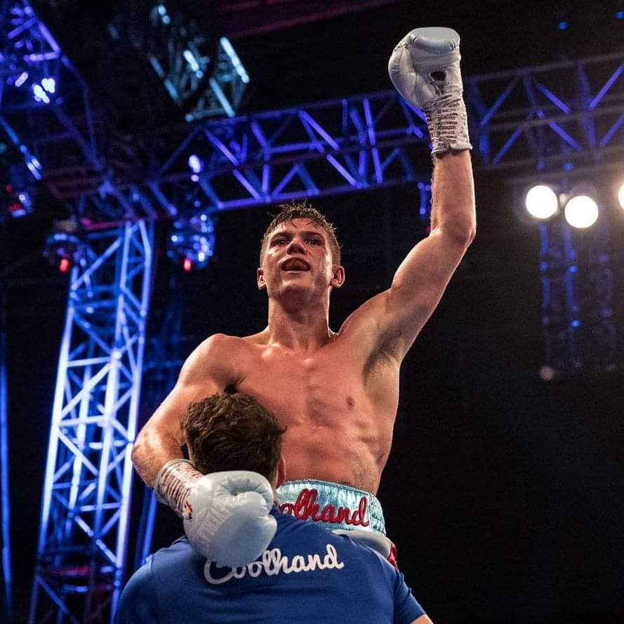 Programme TV Luke Campbell