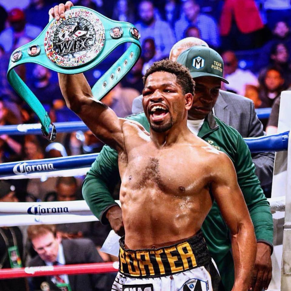 Programme TV Shawn Porter