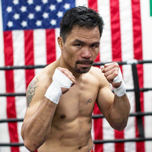 Programme TV Manny Pacquiao